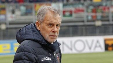 Serie B Cosenza, Braglia: «Spezia? Se vinciamo siamo tranquilli, se pareggiamo quasi»