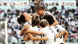 Calcio femminile, c'è un'altra Juve pronta a far festa