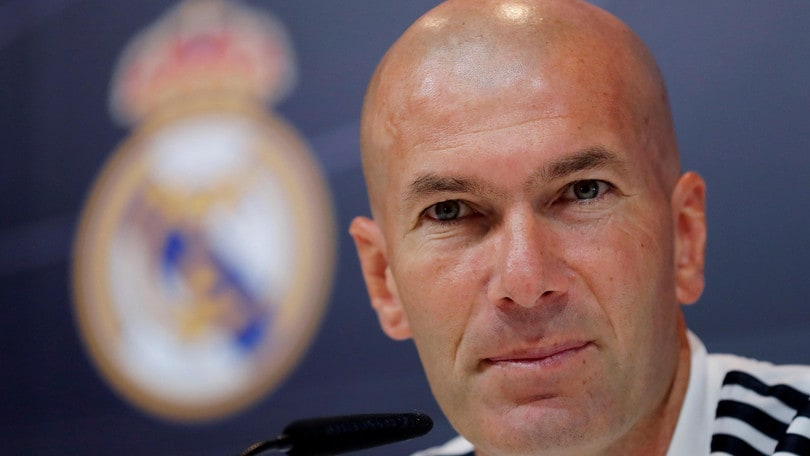 Real Madrid, Zidane: «Non sono bruciato, penso al prossimo anno»