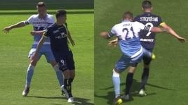 Follia Milinkovic Savic: calcio a Stepinski e cartellino rosso