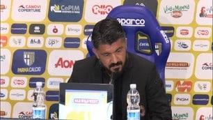 """Gattuso: """"C'è preoccupazione, ma nessuna tragedia"""""""
