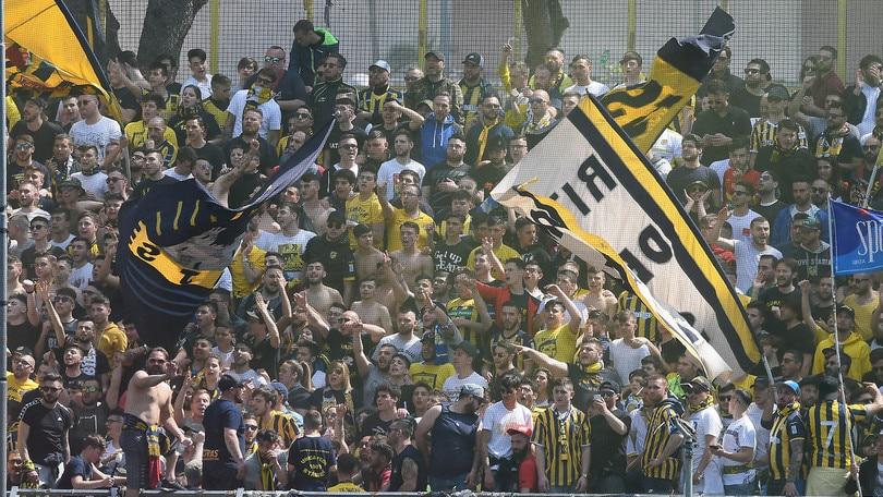 La Juve Stabia promossa in serie B