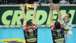 Volley: Superlega, lunedì si gioca Gara 3 delle Semifinali
