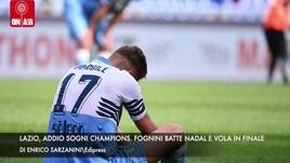 Lazio, addio sogni Champions. Fognini batte Nadal e va in finale