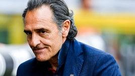 Serie A Genoa, Prandelli: «Non ho mai temuto gli esoneri»