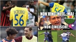 Chievo micidiale, la Lazio va ko e il web scatena le ironie