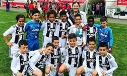 Cristiano Ronaldo Jr come il papà: segna 25 gol nel torneo di Madeira