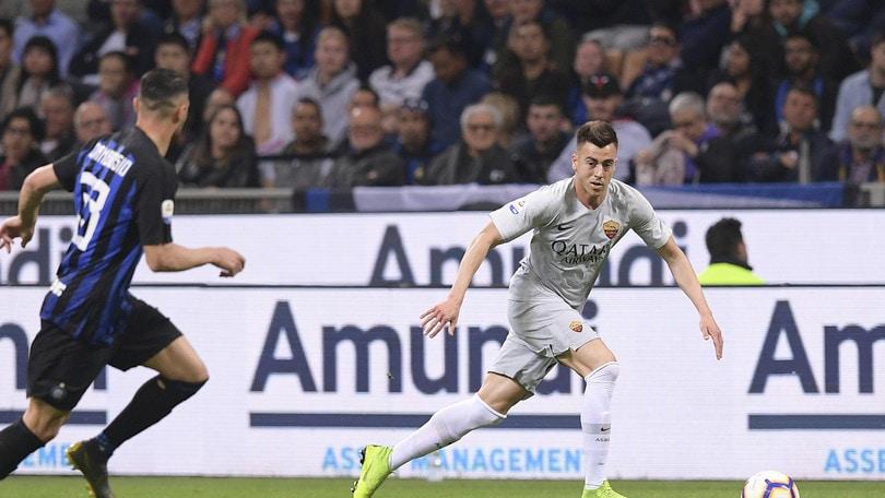 Serie A Inter-Roma 1-1, il tabellino