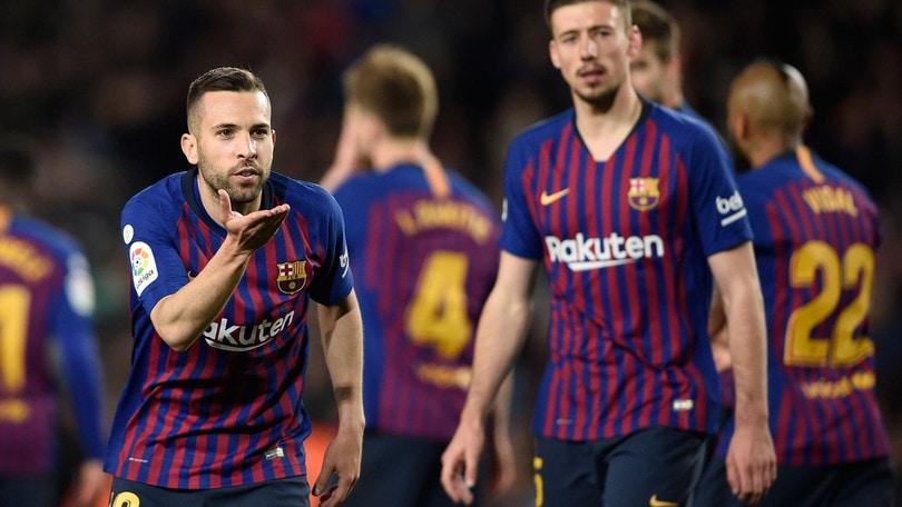 Il Barcellona a un passo dal 26º scudetto: 2-1 alla Real Sociedad