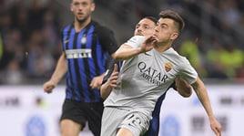 Serie A, Inter-Roma 1-1: Perisic risponde a El Shaarawy