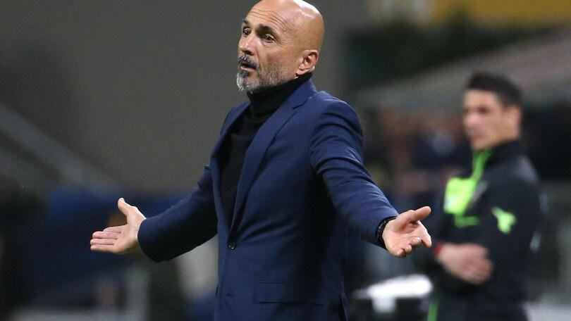 Spalletti: «Risultato giusto. Il calcio italiano è in salute»