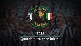 Juventus 2012-2019, com'è cambiato il mondo?