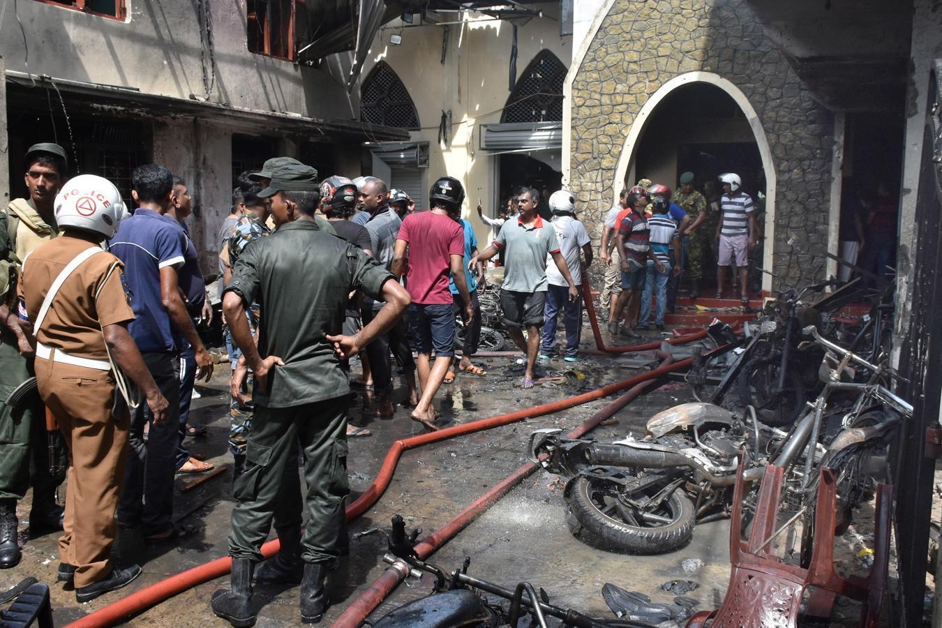 Sri Lanka: bilancio sale a 185 morti