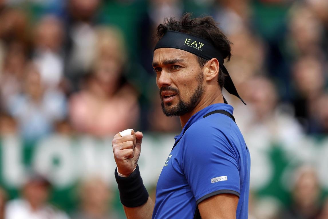 Tennis, Internazionali D'Italia: Fognini Per Continuare A
