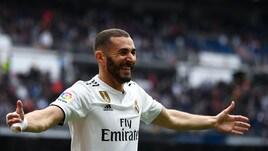 Liga, il Real Madrid stende il Bilbao con