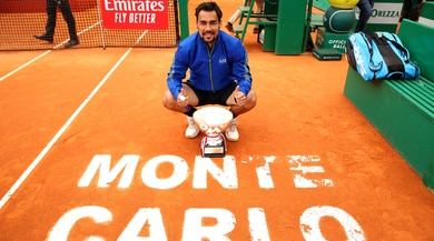 Tennis, Fognini è il re di Montecarlo!
