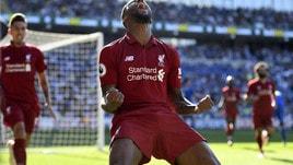 Premier League: vittoria Liverpool, tonfo Arsenal col Crystal Palace