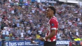 PSV-ADO Den Haag 3-1, gli highlights