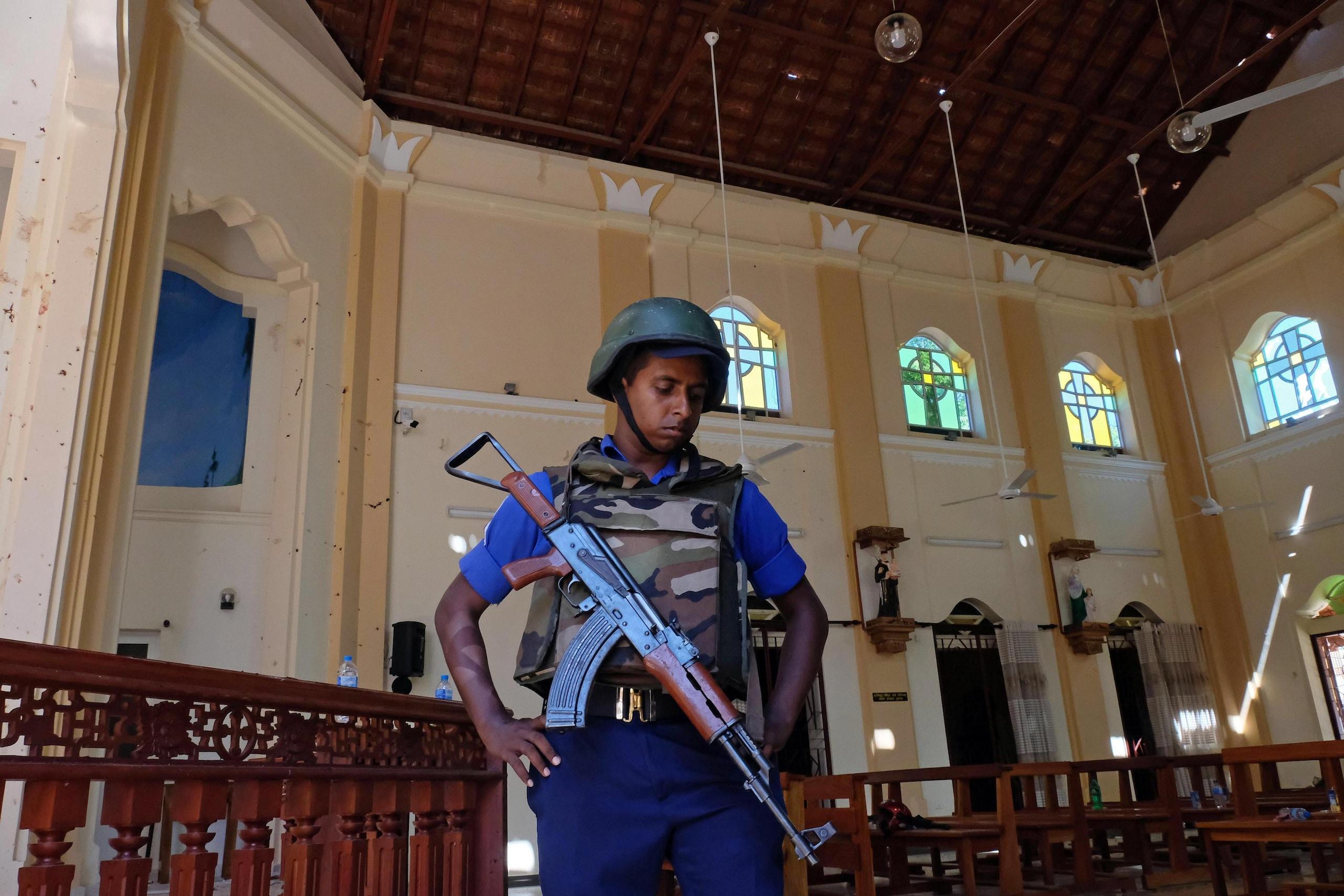 Sri Lanka: polizia,arrestati 13 sospetti