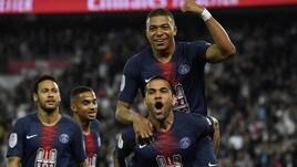 Ligue 1 al Psg, primo scudetto per Buffon in Francia