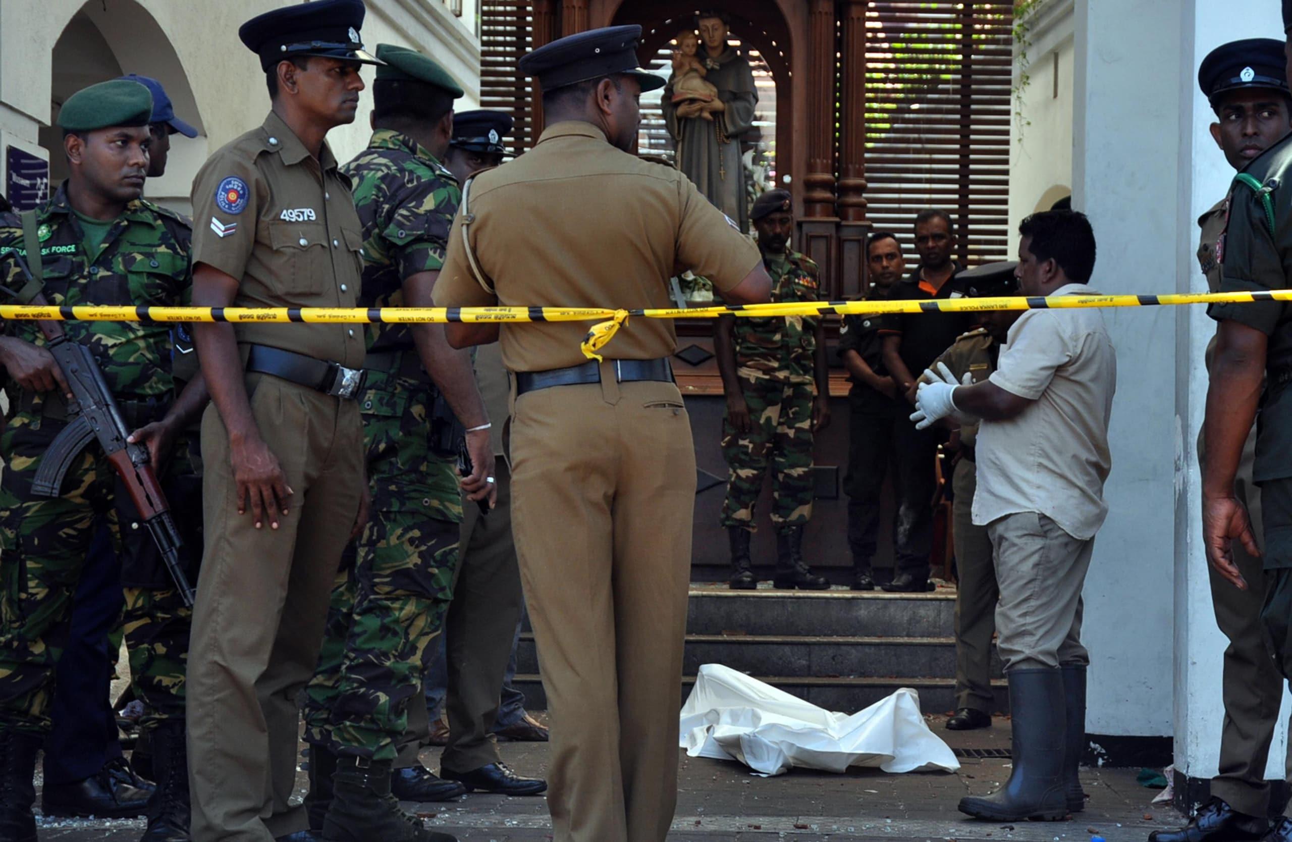 Sri Lanka,indagini su falle intelligence