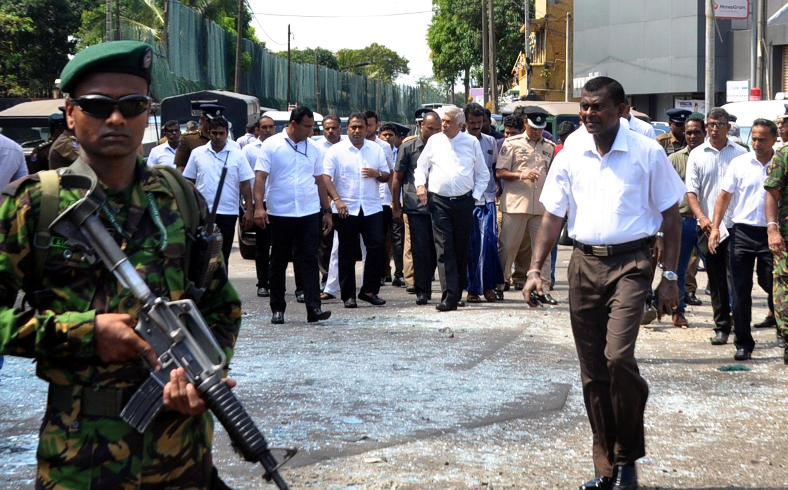 Sri Lanka, bilancio sale a 290 morti