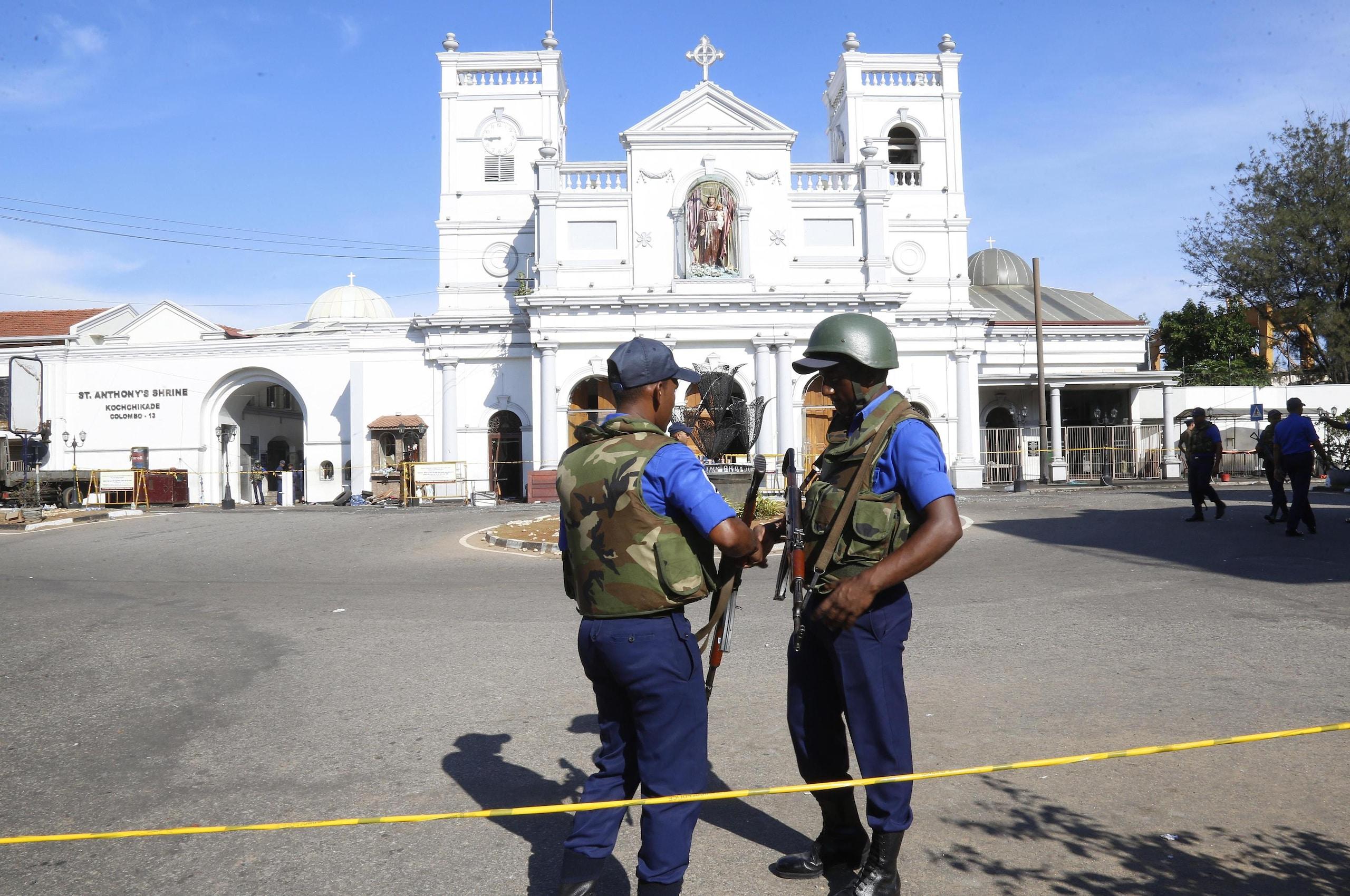 Sri Lanka: polizia,arrestati 24 sospetti