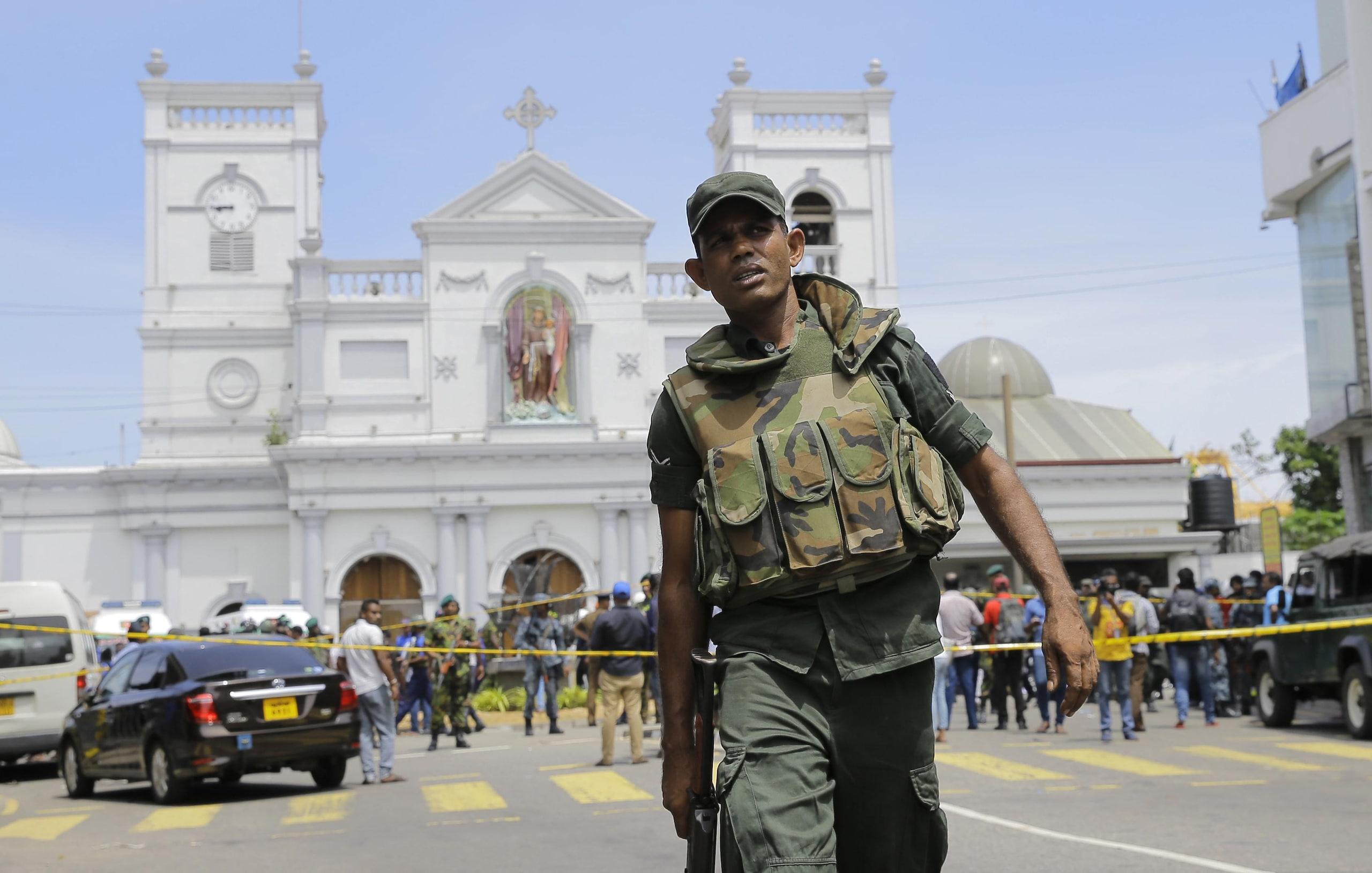 Sri Lanka: verso ripristino coprifuoco