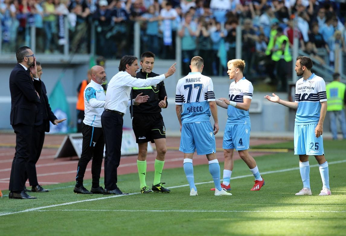 Tensione in casa Lazio: duro confronto Inzaghi-calciatori