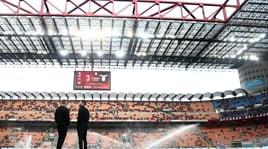 Inter e Milan: «San Siro vibra? Lo stadio resta sicuro»