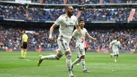Real Madrid, Benzema: «Resto qui, nel miglior club del mondo»