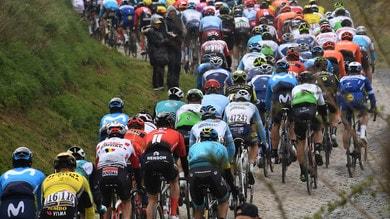 Ciclismo, Tour of the Alps: prima tappa a Geoghegan Hart. Bene Nibali