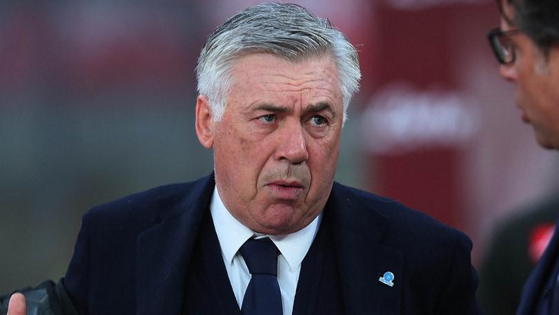 Napoli, Ancelotti: «Sono dispiaciuto, dobbiamo dare di più. Insigne? Un patrimonio»