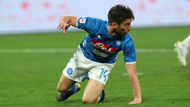 Il Napoli spreca, l'Atalanta rimonta: Zapata show, gol e assist