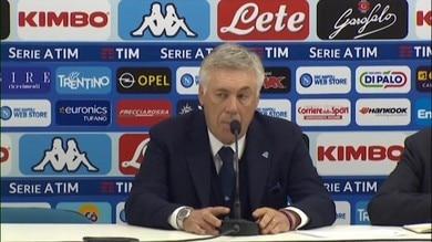 """Ancelotti: """"1 ora ben fatta. Ora blindiamo il secondo posto"""""""