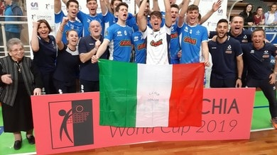 Volley: il Club Italia vince la Cornacchia World Cup