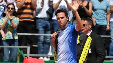 Tennis, Hungarian Open: Marco Cecchinato si cancella dal torneo per un virus influenzale