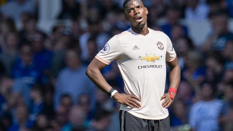 «Pogba-United, addio in caso di mancata Champions»