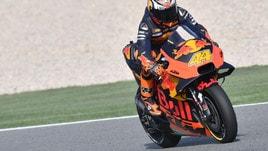 MotoGp KTM, Espargarò: «Orgoglioso del lavoro del team»