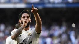 «Isco-Juventus non s'ha da fare. Vuole restare al Real Madrid»