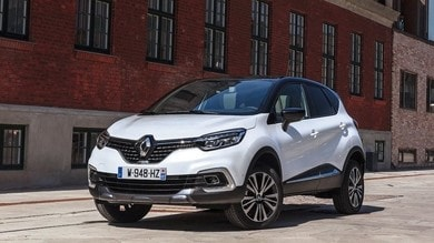 Renault Captur, non solo un nuovo ibrido