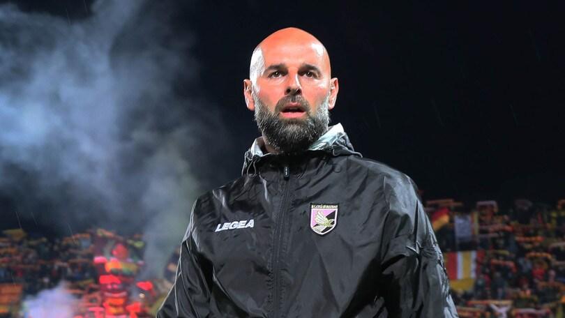 Serie B Palermo, ufficiale: esonerato il tecnico Stellone