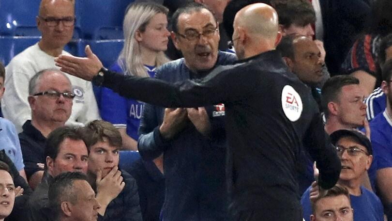 Premier League, United-Chelsea: Sarri avanti di un soffio