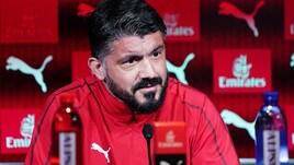 Gattuso: «Voglio un Milan con la bava alla bocca»