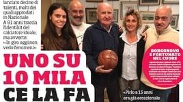 L'ultima intervista a Mino Favini:«Uno su 10 mila ce la fa»