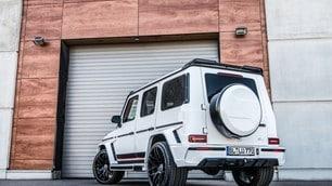 Mercedes Classe G, il tuning di Lumma Design