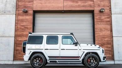 Mercedes Classe G by Lumma Design, tuning tecnico ed estetico