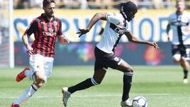 Serie A Parma, distorsione alla caviglia sinistra per Gervinho