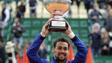 Tennis, l'effetto Fognini al Foro Italico