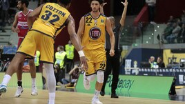 Basket Serie A, arriva Gerasimenko: Torino è salva!
